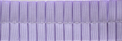 Pleated Trim Boxpleated Grosgrain Ribbon Roll, Orchid, 25-Yard