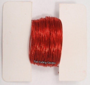 Red Wire Astro - Raspberry - 28 Yard