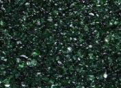 Coloured Glass Pebbles (GC6317) Dark Green, 3 lbs