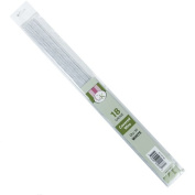 Paper Covered Floral Wire 18 Gauge White