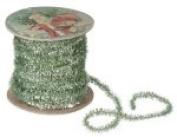 Tinsel Roll Antique Aqua/Green