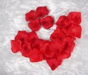 1000pcs Red Silk Rose Petals Artificial Flower Wedding Favour Bridal Shower Aisle Vase Decor Confetti