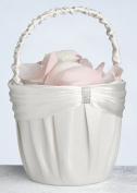 Rhinestone Basket Cream
