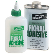 Oasis Floral Adhesive with an Applicator. Size 240ml