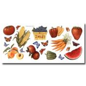 Instant Stencils - Fruit & Veggies