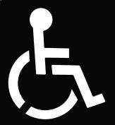 SEPTLS33712438 - Handicap Symbol Stencils