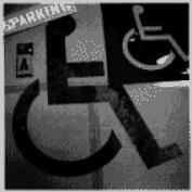 Seymour Of Sycamore Z-503 120cm by 120cm Reusable Board Marking Handicap Symbol Stencil