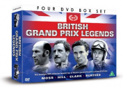 British Grand Prix Legends [Region 2]