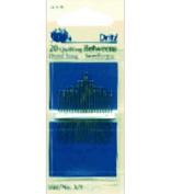 Dritz Betweens Hand Needles-Size 3/9 20/Pkg