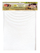 Wee Scapes Architectural Model Texture Sheets field stone 19cm . x 30cm . pack of 2