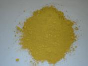 1 lb. YELLOW Powdered Colour for Concrete, Plaster, Cement