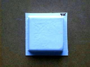 Set of six 4x4 Olde Country Smooth Tile Moulds #0935-6
