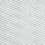 Amaco WireForm Metal Mesh woven sparkle mesh - 0.3cm . pattern aluminium 10 ft. roll