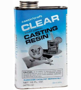 Environmental Tech Castin' Craft Clear Casting Resin 470ml can
