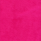 Fuschia Anti Pill Solid Fleece Fabric, 150cm Inches Wide - Sold By The Yard