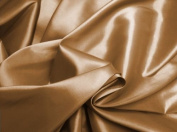 Gold Taffeta Fabric 150cm Wide By the Yard