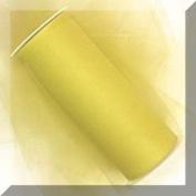 30cm Nylon Tulle Fabric Baby Maize 25 Yards
