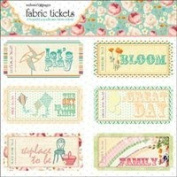 Webster's Pages Sunday Picnic Fabric Tickets