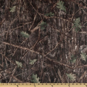 True Timber Outdoors Camouflage Conceal Green Mesh Fabric