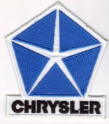 AMERICAN AUTO CHRYSLER patch Iron on Sew Applique Embroidered patches
