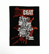Volbeat Guitar' Logo IIII Iron on Patch