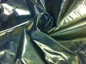 Royal Gold 2 Tone Metallic Tussie Lame Fabric 110cm By the Yard