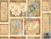 100% Cotton Quilt Prints - South Sea Import - Serenade