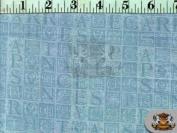 100% Cotton Quilt Prints - South Sea Import - Castles and Carriages