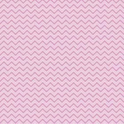 Pink Chevron Alpine Basics Flannel Fabric by the yard F610-5