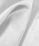 White Bengaline Faille Fabric - by the Yard