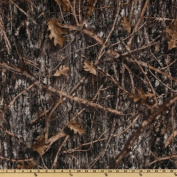 True Timber Outdoors Camouflage Conceal Brown Supertwill Fabric