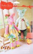 Heather Bailey Patterns-Claira & Clancy Pig Dolls