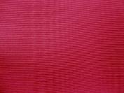 180cm Wide Cranberry Bengaline Moire Yardage