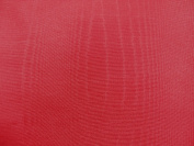 180cm Wide Valentine Red Bengaline Moire Yardage