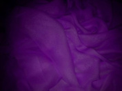 Purple 100% Silk Chiffon By the Yard