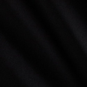 300cm Fabri-Quilt Cotton Sateen Black Fabric By The Yard