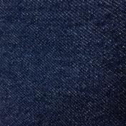 Dark Blue Indigo Denim Fabric - 170cm wide - 380ml - By The Yard (Min. Order 5 Yds).