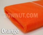 Orange - 140cm x 40Y Tulle Bolt Wedding Decoration Bridal