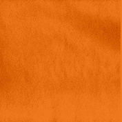 Crafty Cuts 2 Yards Felt Fabric, Orange Solid