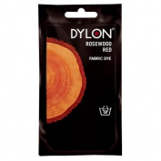 Dylon Fabric Dye - Hand Use - Rosewood Red