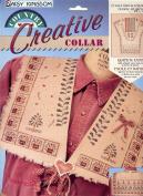 Daisy Kingdom Country Creative Collar #71403 Marcia's Sampler
