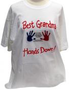 Handy Tees GMA T-shirt, X-Large