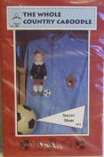 Soccer Mom #156 - Applique Pattern by Leanne Anderson