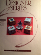 Designer Series ~ Cross Stitch Patterns ~ Ring Boxes