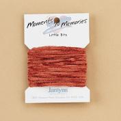 Little Bits Brick Chenille Memory Fibres - 6 yards -- Moments 'n Memories - #168-0222