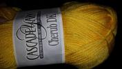 Cascade Yarns Cherub DK #43 GoldenRod