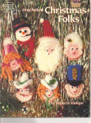Crocheted Christmas Folks