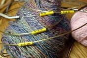 Nancy's Knit Knacks Circular Needle ID Tags-Small Set