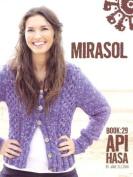 Mirasol Pattern Book, #29 Api, Hasa yarns