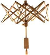 Stanwood Needlecraft Wooden Umbrella Swift Yarn Winder, Medium